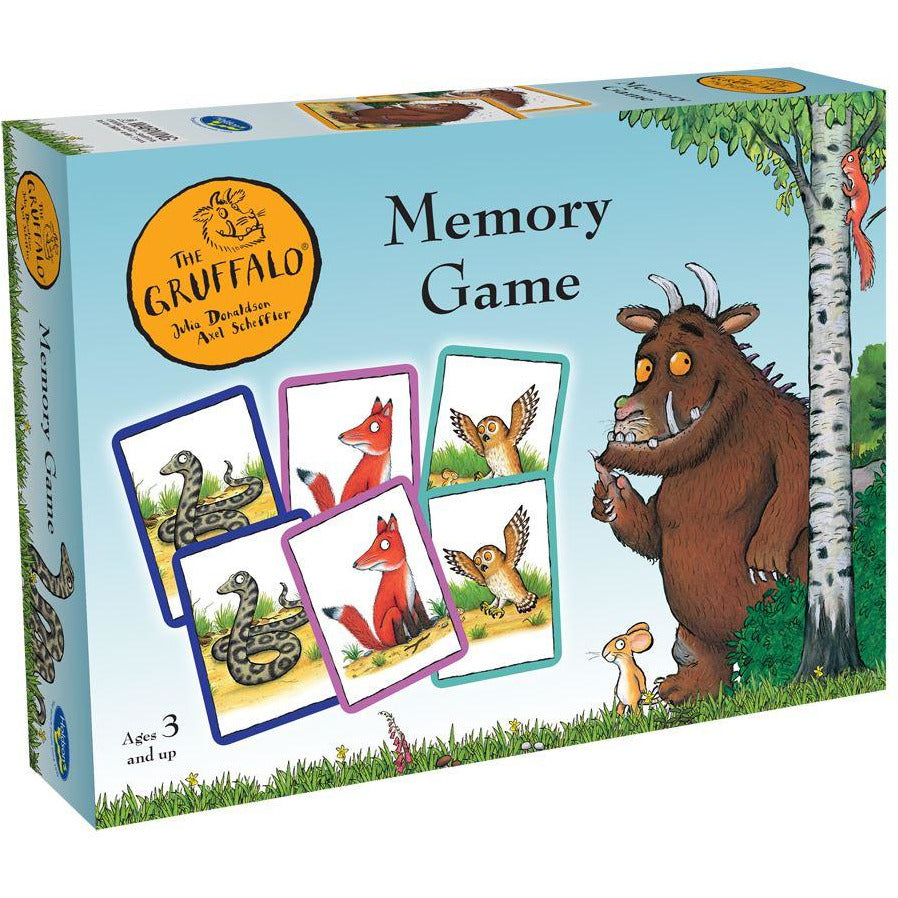 "Gruffalo Memory Game, Board Game, Age_Preschool, Animals, Category_Childrens, Mechanic_Matching, Mechanic_Memory, Mechanic_Set Collection, ""board games"", ""Hobby Games"", Hobby Games"