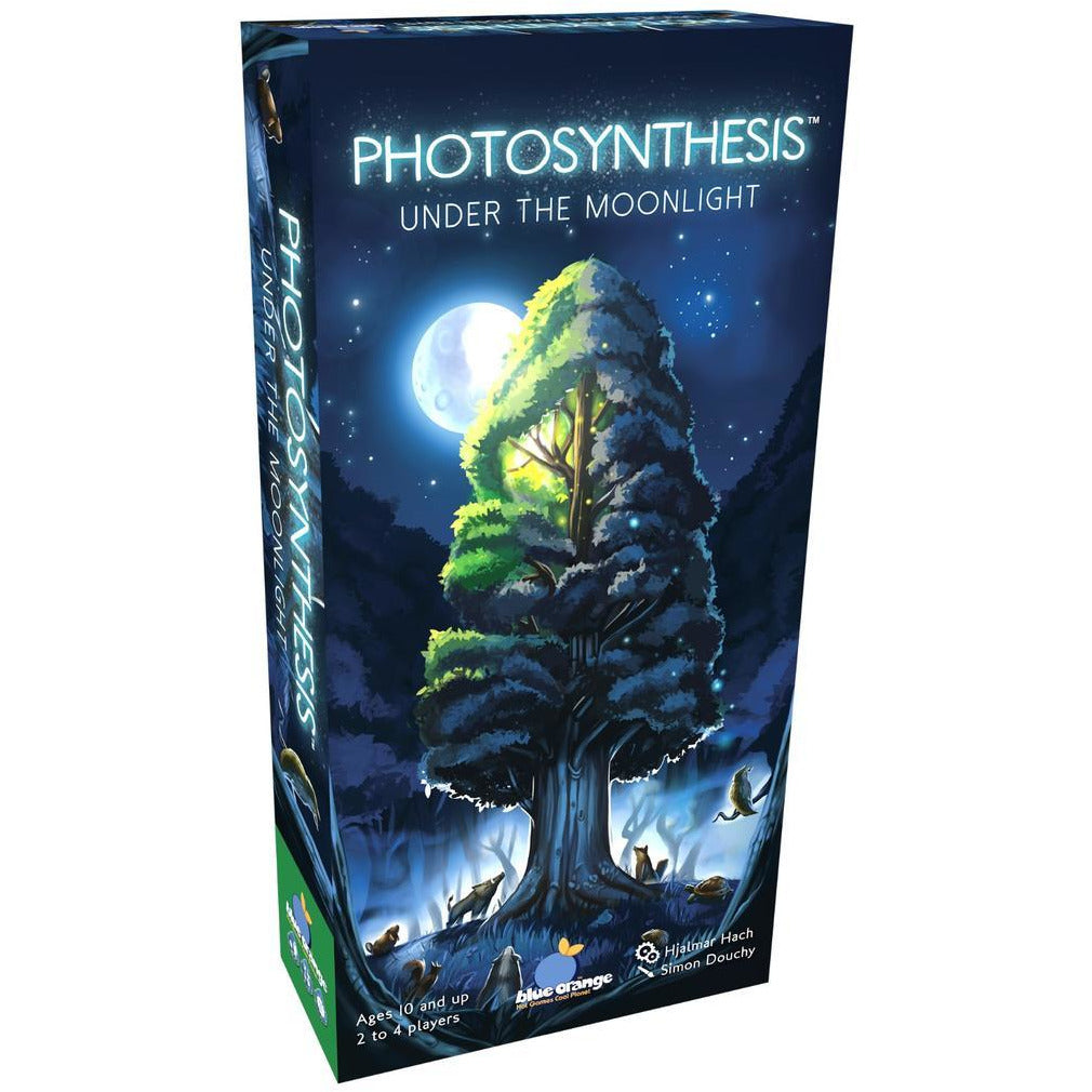"Photosynthesis: Under the Moonlight, Board Game, Age_8-10 years, Blue Orange, Category_Abstract, Category_Expansion, Category_Family, Hjalmar Hach, ""board games"", ""Hobby Games"", Hobby Games"