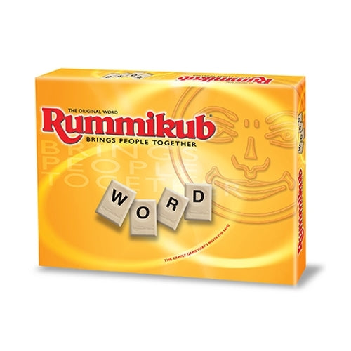 "Word Rummikub, Board Game, Age_10+, Age_8+, Age_9+, Age_Adult, Age_Teen, Category_Abstract, Category_Educational, Category_Family, Category_Word Game, Ephraim Hertzano, Mechanic_Set Collection, Rummikub, ""board games"", ""Hobby Games"", Hobby Games"