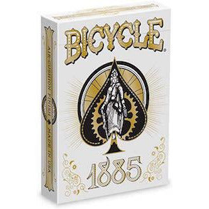 "Bicycle Playing Cards - 1885, Card Game, Playing cards, ""board games"", ""Hobby Games"", Hobby Games"