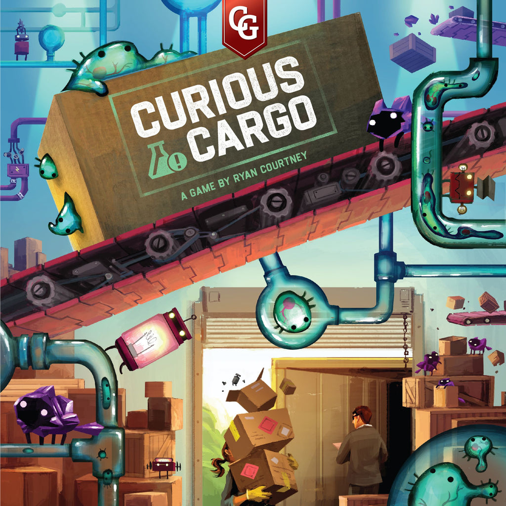 "Curious Cargo, Board Game, Age_Teens, Category_2 Player, Category_Strategy, Mechanic_Action Points, Mechanic_Pick-up and Deliver, Mechanic_Tile Placement, ""board games"", ""Hobby Games"", Hobby Games"