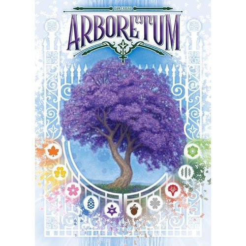 "Arboretum, Card Game, Age_10+, Age_Adult, Age_Teen, Category_Family, Mechanic_Bluffing, Mechanic_Hand Management, Mechanic_Set Collection, Mechanic_Tile Placement, ""board games"", ""Hobby Games"""