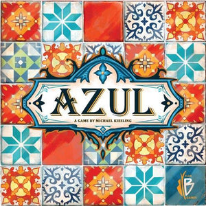 "Azul, Board Game, Age_8-10 years, Category_Abstract, Category_Family, Category_Strategy, Mechanic_Drafting, Mechanic_Pattern Building, Mechanic_Set Collection, Mechanic_Tile Placement, Michael Kiesling, ""board games"", ""Hobby Games"""