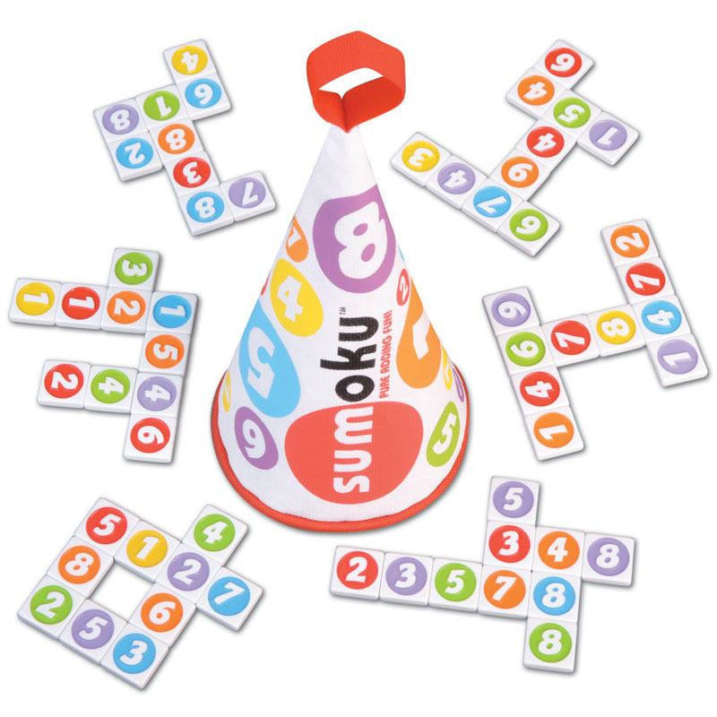 "Sumoku, Board Game, Age_8-10 years, Blue Orange, Category_Educational, Category_Family, Category_Solo, Mechanic_Cooperative, Mechanic_Team Play, Mechanic_Tile Placement, Mechanic_Variable Player Powers, ""board games"", ""Hobby Games"", Hobby Games"