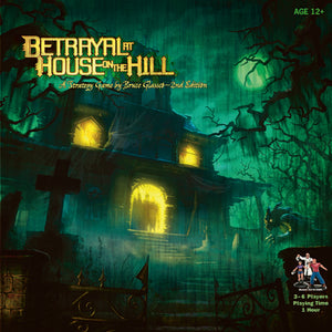 "Betrayal at House on the Hill, Board Game, Age_Adult, Age_Teen, Category_Cooperative, Category_Thematic, Mechanic_Dice Rolling, Mechanic_Hidden Traitor, Mechanic_Modular Board, Mechanic_Player Elimination, Mechanic_Story Telling, Mechanic_Variable Player Powers, ""board games"", ""Hobby Games"""