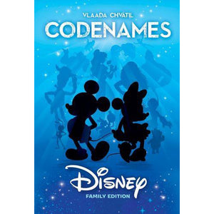 "Codenames Disney, Board Game, Age_10+, Age_8+, Age_9+, Age_Adult, Age_Teen, Category_Family, Category_Party, Codenames, Mechanic_Deduction, Mechanic_Memory, Mechanic_Press Your Luck, Mechanic_Team Play, Vlaada Chvátil, ""board games"", ""Hobby Games"""