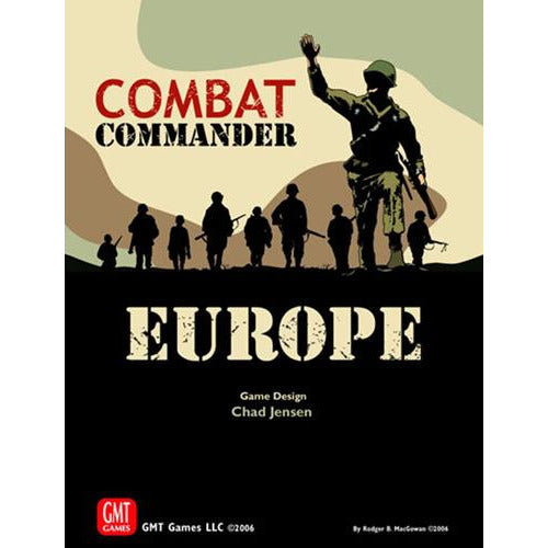 "Combat Commander: Europe, Board Game, Age_Teens, Category_2 Player, Category_Strategy, Category_Wargame, Chad Jensen, GMT Games, Lee Brimmicombe-Wood, Leland Myrick, Mark Simonitch, Mechanic_Campaign, ""board games"", ""Hobby Games"", Hobby Games"