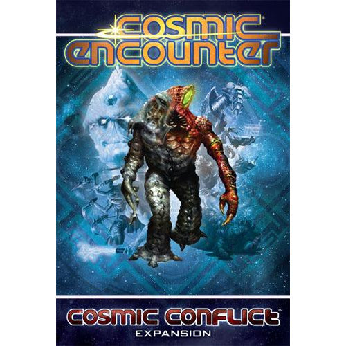 "Cosmic Encounter: Cosmic Conflict, Board Game, Age_Teens, Category_Expansion, Category_Strategy, Category_Thematic, Mechanic_Auction, Mechanic_Bidding, Mechanic_Bluffing, Mechanic_Hand Management, Mechanic_Negotiation, Mechanic_Take That, Mechanic_Variable Player Powers, ""board games"", ""Hobby Games"", Hobby Games"