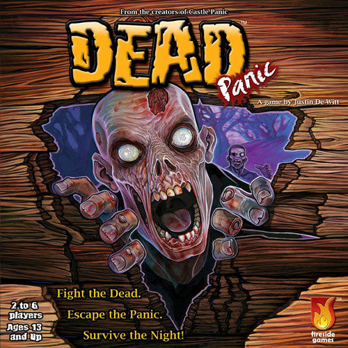 "Dead Panic, Board Game, Age_8-10 years, Castle Panic, Category_Cooperative, Category_Solo, ""board games"", ""Hobby Games"", Hobby Games"