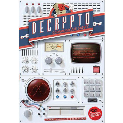 "Decrypto, Board Game, Age_Teens, Category_Party, Category_Word Game, Le Scorpion Masqué, Mechanic_Deduction, Mechanic_Team Play, ""board games"", ""Hobby Games"", Hobby Games"