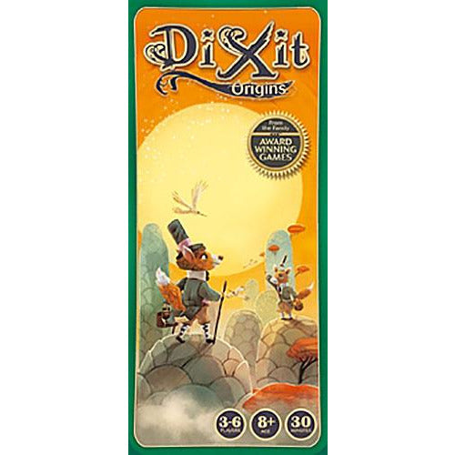 "Dixit Origins, Board Game, Age_8-10 years, Asmodee, Category_Expansion, Category_Party, Jean-Louis Roubira, Mechanic_Story Telling, ""board games"", ""Hobby Games"", Hobby Games"