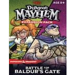 "Dungeon Mayhem: Battle for Baldurs Gate, Card Game, Age_8-10 years, Category_Family, Category_Stand Alone Expansion, D&D, Mechanic_Hand Management, Mechanic_Player Elimination, Mechanic_Variable Player Powers, ""board games"", ""Hobby Games"", Hobby Games"