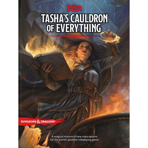 "Dungeons and Dragons: Tashas Cauldron of Everything, Role Playing Game, Category_Dungeons & Dragons, Category_Role Playing, Role Playing Game, ""board games"", ""Hobby Games"", Hobby Games"