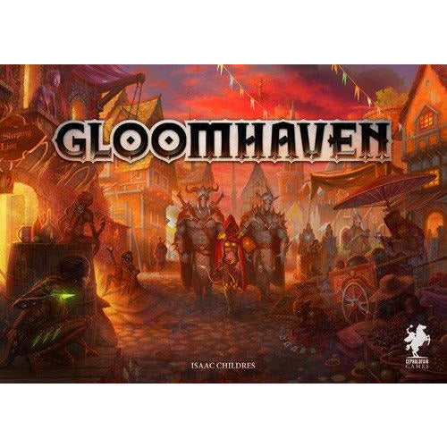 "Gloomhaven 2nd Edition, Board Game, Age_Teens, Category_Role Playing, Category_Strategy, Category_Thematic, Isaac Childres, Mechanic_Campaign, Mechanic_Cooperative, Mechanic_Hand Management, Mechanic_Legacy, Mechanic_Modular Board, Mechanic_Story Telling, ""board games"", ""Hobby Games"", Hobby Games"