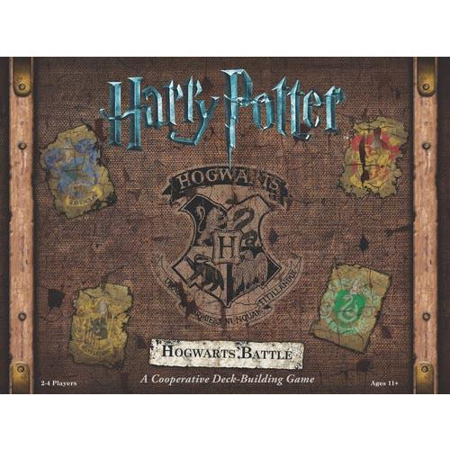 "Harry Potter: Hogwarts Battle Deck Building Game, Board Game, Age_Adult, Age_Teen, Andrew Wolf, Card Game, Category_Expansion, Category_Strategy, Category_Thematic, Forrest-Pruzan Creative, Harry Potter, Kami Mandell, Mechanic_Cooperative, Mechanic_Deck Building, Mechanic_Pool Building, Mechanic_Variable Player Powers, ""board games"", ""Hobby Games"""