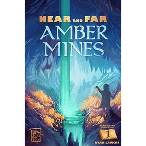 "Near and Far Amber Mines, Board Game, Age_10+, Age_Adult, Age_Teen, Category_Expansion, Category_Thematic, Mechanic_Dice Rolling, Mechanic_Drafting, Mechanic_Exploration, Mechanic_Route Building, Mechanic_Set Collection, Mechanic_Story Telling, Mechanic_Variable Player Powers, Mechanic_Worker Placement, Ryan Laukat, ""board games"", ""Hobby Games"""
