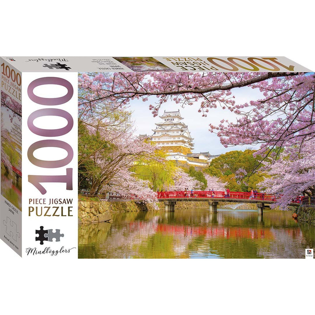 "Mindbogglers Series 14, Himeji Castle Japan - 1000 Pieces, Puzzle, Brand_Hinkler, Category_Puzzle, Collection_Mindbogglers Series 14, Pieces_1000, Theme_Landmarks, ""board games"", ""Hobby Games"", Hobby Games"
