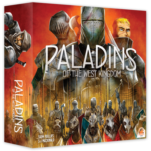 "Paladins of the West Kingdom, Board Game, Age_Adult, Age_Teen, Category_Strategy, Garphill Games, Mechanic_Drafting, Mechanic_Set Collection, Mechanic_Variable Player Powers, Mechanic_Worker Placement, New Zealand, Shem Phillips, ""board games"", ""Hobby Games"""