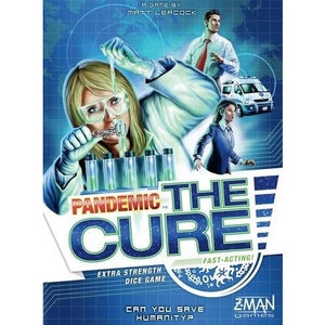 "Pandemic: The Cure, Dice Game, Age_10+, Age_8+, Age_9+, Age_Adult, Age_Teen, Category_Cooperative, Category_Family, Category_Strategy, Dice, Matt Leacock, Mechanic_Cooperative, Mechanic_Dice Rolling, Mechanic_Hand Management, Mechanic_Press Your Luck, Mechanic_Set Collection, Mechanic_Trading, Mechanic_Variable Player Powers, Pandemic, ""board games"", ""Hobby Games"""
