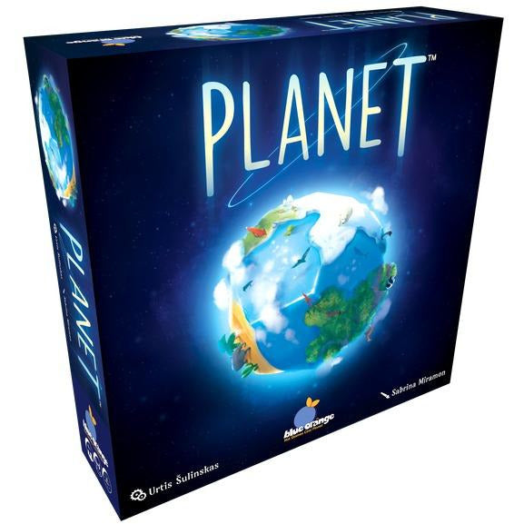 "Planet, Board Game, Age_8-10 years, Blue Orange, Category_Family, Mechanic_Tile Placement, Urtis Šulinskas, ""board games"", ""Hobby Games"", Hobby Games"