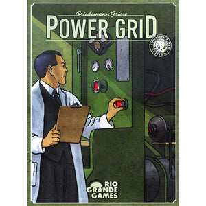 "Power Grid, Board Game, Age_Adult, Age_Teen, Category_Strategy, Friedemann Friese, Mechanic_Auction, Mechanic_Bidding, Mechanic_Route Building, ""board games"", ""Hobby Games"""