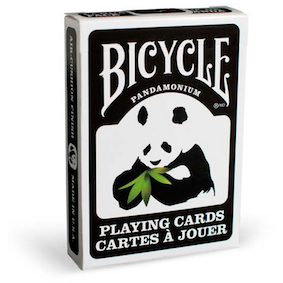 "Bicycle Playing Cards - Panda, Card Game, Age_10+, Age_3+, Age_4+, Age_5+, Age_6+, Age_7+, Age_8+, Age_9+, Age_Adult, Age_Teen, Playing cards, ""board games"", ""Hobby Games"""