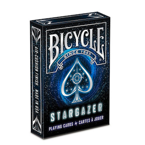 "Bicycle Playing Cards - Stargazer, Card Game, Age_10+, Age_3+, Age_4+, Age_5+, Age_6+, Age_7+, Age_8+, Age_9+, Age_Adult, Age_Teen, Playing cards, ""board games"", ""Hobby Games"""