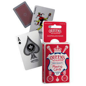 "Queen's Slipper Playing Cards, Card Game, Age_10+, Age_3+, Age_4+, Age_5+, Age_6+, Age_7+, Age_8+, Age_9+, Age_Adult, Age_Teen, Playing cards, ""board games"", ""Hobby Games"""
