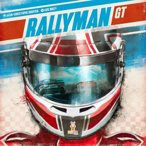 "Rallyman GT, Board Game, Age_Teens, Category_Racing, Category_Thematic, Holy Grail Games, Jean-Christophe Bouvier, Loïc Muzy, Mechanic_Dice Rolling, Mechanic_Modular Board, Mechanic_Press Your Luck, Mechanic_Racing, ""board games"", ""Hobby Games"", Hobby Games"