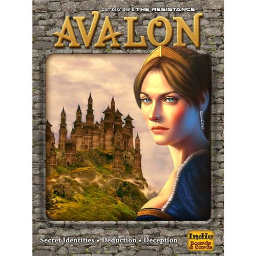 "The Resistance: Avalon, Board Game, Age_Adult, Age_Teen, Card Game, Category_Party, Don Eskridge, Mechanic_Bluffing, Mechanic_Deduction, Mechanic_Hidden Traitor, Mechanic_Negotiation, ""board games"", ""Hobby Games"""