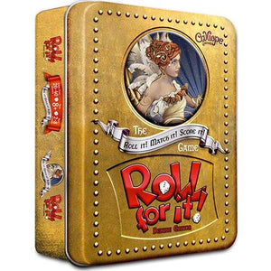 "Roll For It!! Deluxe, Dice Game, Age_10+, Age_8+, Age_9+, Age_Adult, Age_Teen, Category_Family, Category_Party, Chris Leder, Mechanic_Dice Rolling, ""board games"", ""Hobby Games"""