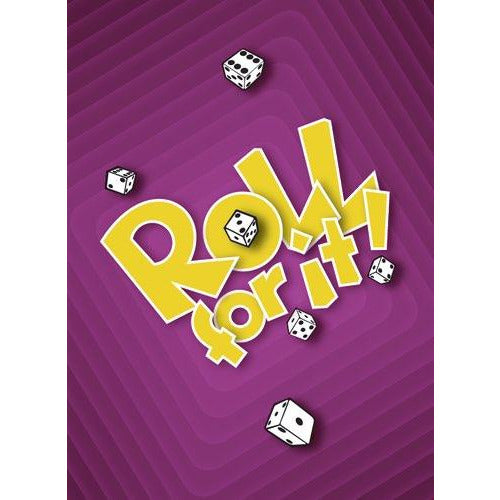 "Roll for It! Purple, Dice Game, Age_10+, Age_8+, Age_9+, Age_Adult, Age_Teen, Category_Family, Chris Leder, Mechanic_Dice Rolling, ""board games"", ""Hobby Games"""