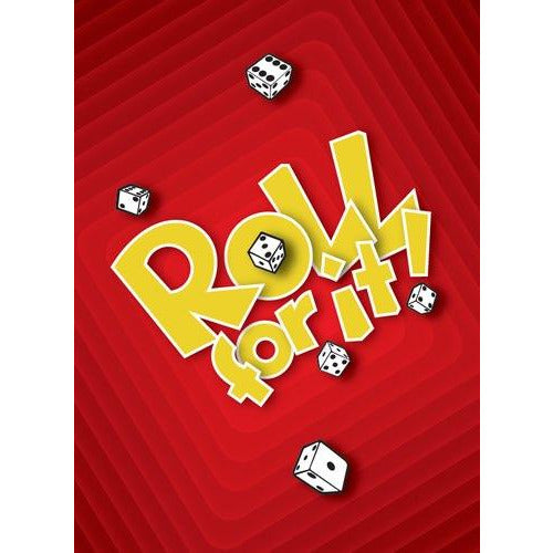 "Roll for It! Red, Dice Game, Age_8-10 years, Category_Family, Chris Leder, Mechanic_Dice Rolling, ""board games"", ""Hobby Games"", Hobby Games"