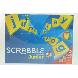 "Scrabble Junior, Board Game, Age_10+, Age_5+, Age_6+, Age_7+, Age_8+, Age_9+, Age_Adult, Age_Teen, Category_Family, Category_Word Game, Mechanic_Tile Placement, ""board games"", ""Hobby Games"""