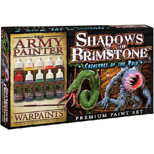 "Shadows of Brimstone Paint Set 2: Creatures of the Void, Accessories, Age_Adult, Age_Teen, Category_Accessory, Category_Dungeons & Dragons, Category_Minatures, Paint, ""board games"", ""Hobby Games"""