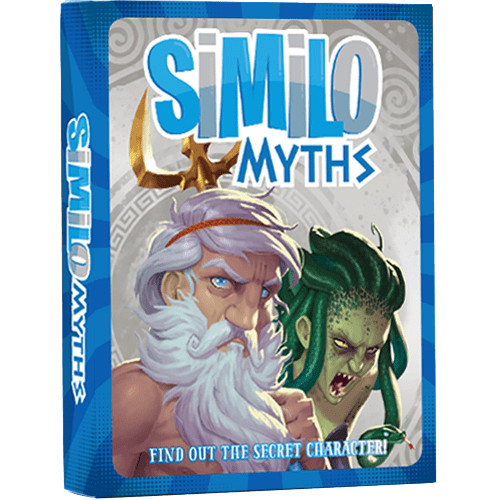 "Similo: Myths, Board Game, Age_8-10 years, Category_Cooperative, Category_Family, Hjalmar Hach, Horrible Guild, Martino Chiacchiera, Mechanic_Cooperative, Mechanic_Deduction, Pierluca Zizzi, Xavier Gueniffey Durin, ""board games"", ""Hobby Games"", Hobby Games"