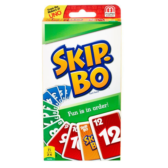 "Skip-Bo, Card Game, Age_10+, Age_8+, Age_9+, Age_Adult, Age_Teen, Category_Family, Mechanic_Hand Management, ""board games"", ""Hobby Games"""