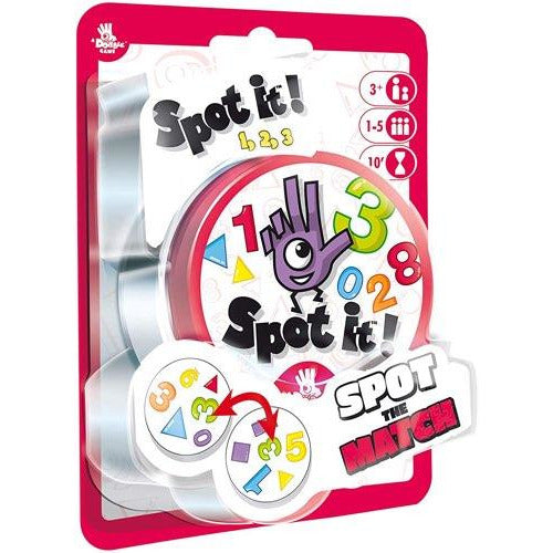"Spot it! 123, Board Game, Age_Preschool, Blue Orange, Category_Childrens, Category_Educational, Category_Party, Mechanic_Matching, Mechanic_Pattern Recognition, ""board games"", ""Hobby Games"", Hobby Games"