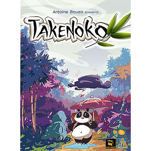 "Takenoko, Board Game, Age_10+, Age_8+, Age_9+, Age_Adult, Age_Teen, Antoine Bauza, Category_Family, Mechanic_Dice Rolling, Mechanic_Modular Board, Mechanic_Pattern Building, Mechanic_Set Collection, Mechanic_Tile Placement, Richard Garfield, ""board games"", ""Hobby Games"""