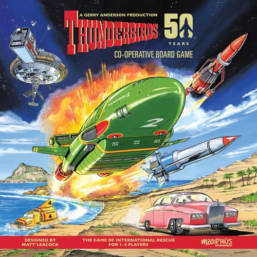 "Thunderbirds, Board Game, Category_Thematic, Mechanic_Action Points, Mechanic_Area Control, Mechanic_Cooperative, Mechanic_Dice Rolling, Mechanic_Pick-up and Deliver, Mechanic_Variable Player Powers, ""board games"", ""Hobby Games"", Hobby Games"