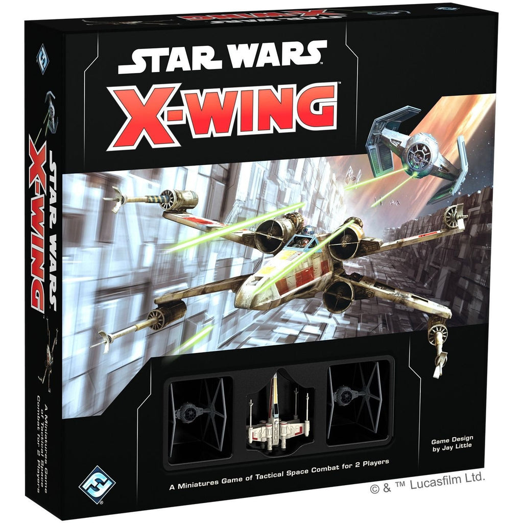 "Star Wars X-Wing 2nd Edition Core Set, X-Wing, Faction_Core Set, ""board games"", ""Hobby Games"", Hobby Games"