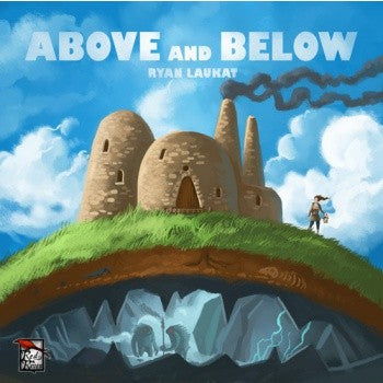 "Above and Below, Board Game, Age_Adult, Age_Teen, Category_Strategy, Category_Thematic, Mechanic_Deck Building, Mechanic_Dice Rolling, Mechanic_Drafting, Mechanic_Set Collection, Mechanic_Trading, ""board games"", ""Hobby Games"""