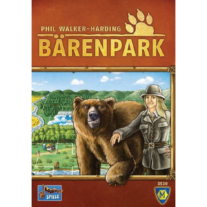 "Barenpark, Board Game, Age_8-10 years, Animals, Category_Family, Klemens Franz, Lookout Games, Mechanic_Drafting, Mechanic_Set Collection, Mechanic_Tile Placement, Phil Walker-Harding, ""board games"", ""Hobby Games"", Hobby Games"