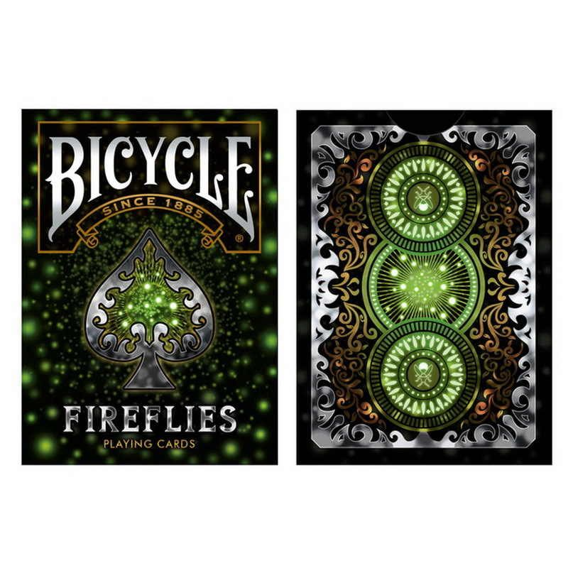 "Bicycle Playing Cards - Fireflies, Card Game, Playing cards, ""board games"", ""Hobby Games"", Hobby Games"