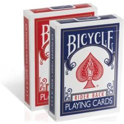 "Bicycle Playing Cards - Rider Back, Card Game, Age_10+, Age_3+, Age_4+, Age_5+, Age_6+, Age_7+, Age_8+, Age_9+, Age_Adult, Age_Teen, Playing cards, ""board games"", ""Hobby Games"""