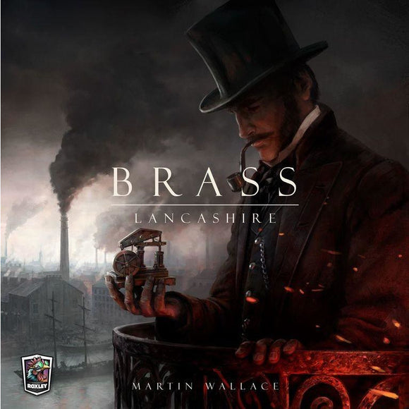 "Brass: Lancashire, Board Game, Age_Adult, Age_Teen, Category_Strategy, Martin Wallace, Mechanic_Hand Management, Mechanic_Route Building, ""board games"", ""Hobby Games"""