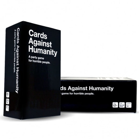 "Cards Against Humanity, Card Game, Age_Adults, Cards Against Humanity, Category_Party, Mechanic_Hand Management, ""board games"", ""Hobby Games"""