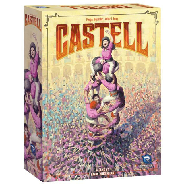 "Castell, Board Game, Aaron Vanderbeek, Age_Teens, Category_Strategy, Dan Wagner, Jeanne Torres, Mechanic_Area Control, Mechanic_Pattern Building, Mechanic_Set Collection, Ossi Hiekkala, Paul Tseng, ""board games"", ""Hobby Games"", Hobby Games"