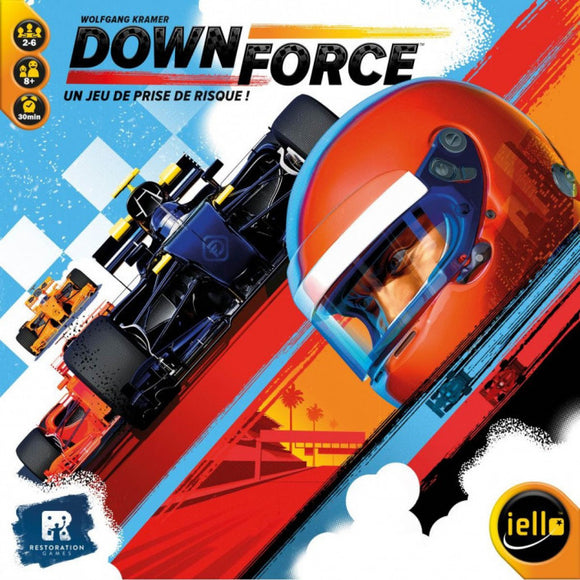 "Downforce, Board Game, Age_10+, Age_8+, Age_9+, Age_Adult, Age_Teen, Category_Family, Mechanic_Auction, Mechanic_Bidding, ""board games"", ""Hobby Games"""