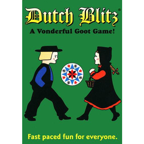 "Dutch Blitz, Card Game, Age_8-10 years, Category_Family, Mechanic_Real Time, ""board games"", ""Hobby Games"""